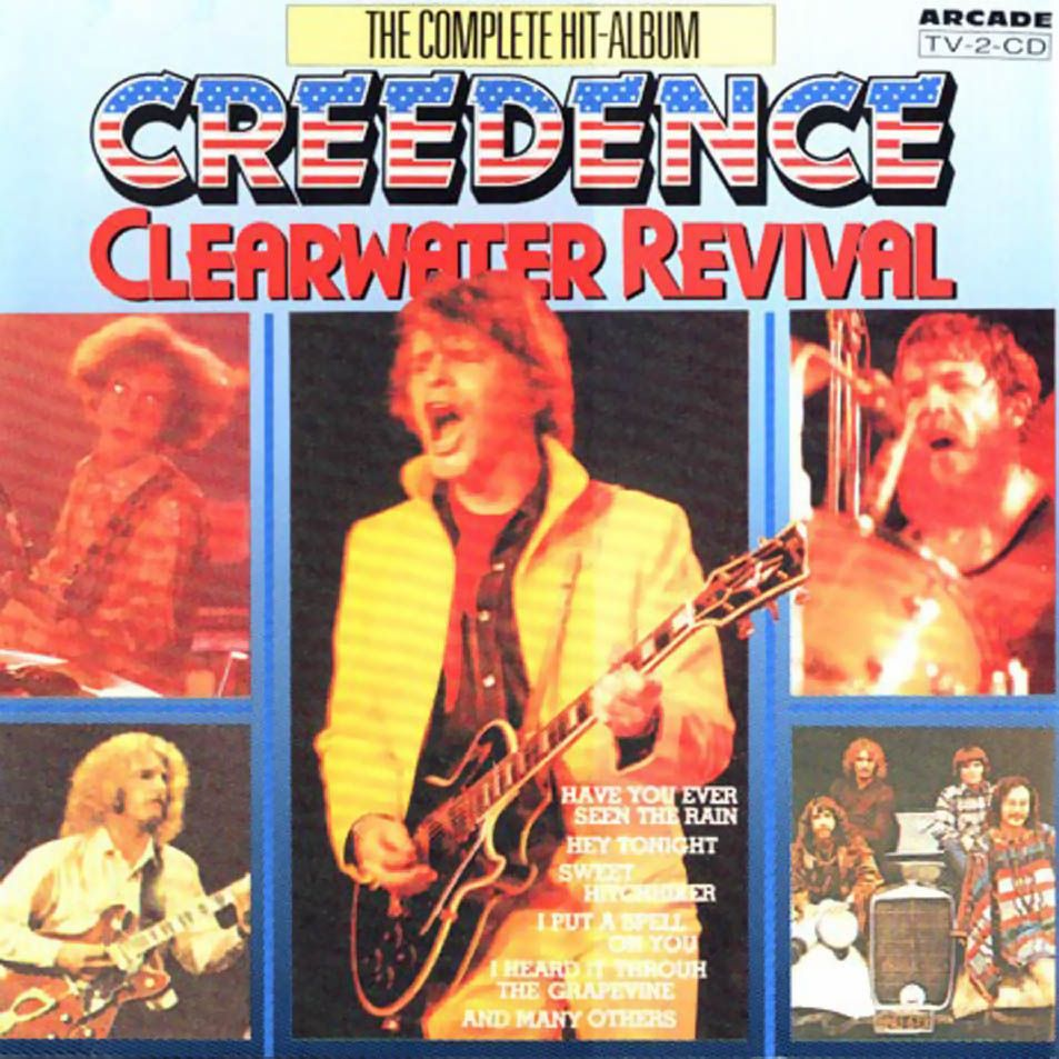 creedence saw them at hollywood sportatorium in florida after i got out of the army rock and. Black Bedroom Furniture Sets. Home Design Ideas