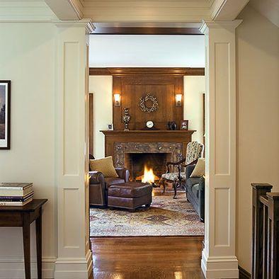 Column Design Ideas interior columns design, pictures, remodel, decor and ideas - page