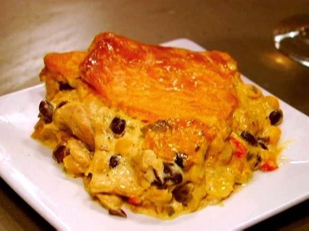 Sunnys southwestern chicken pot pie receta forumfinder Choice Image