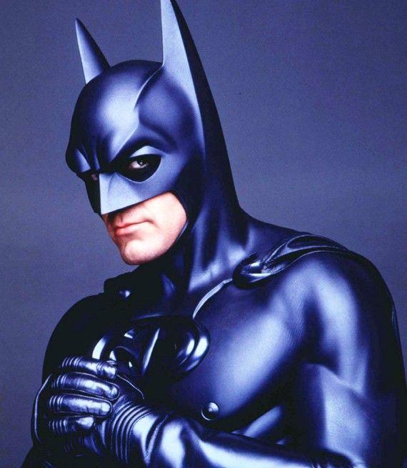 La grande énigme des tétons sur le costume de Batman