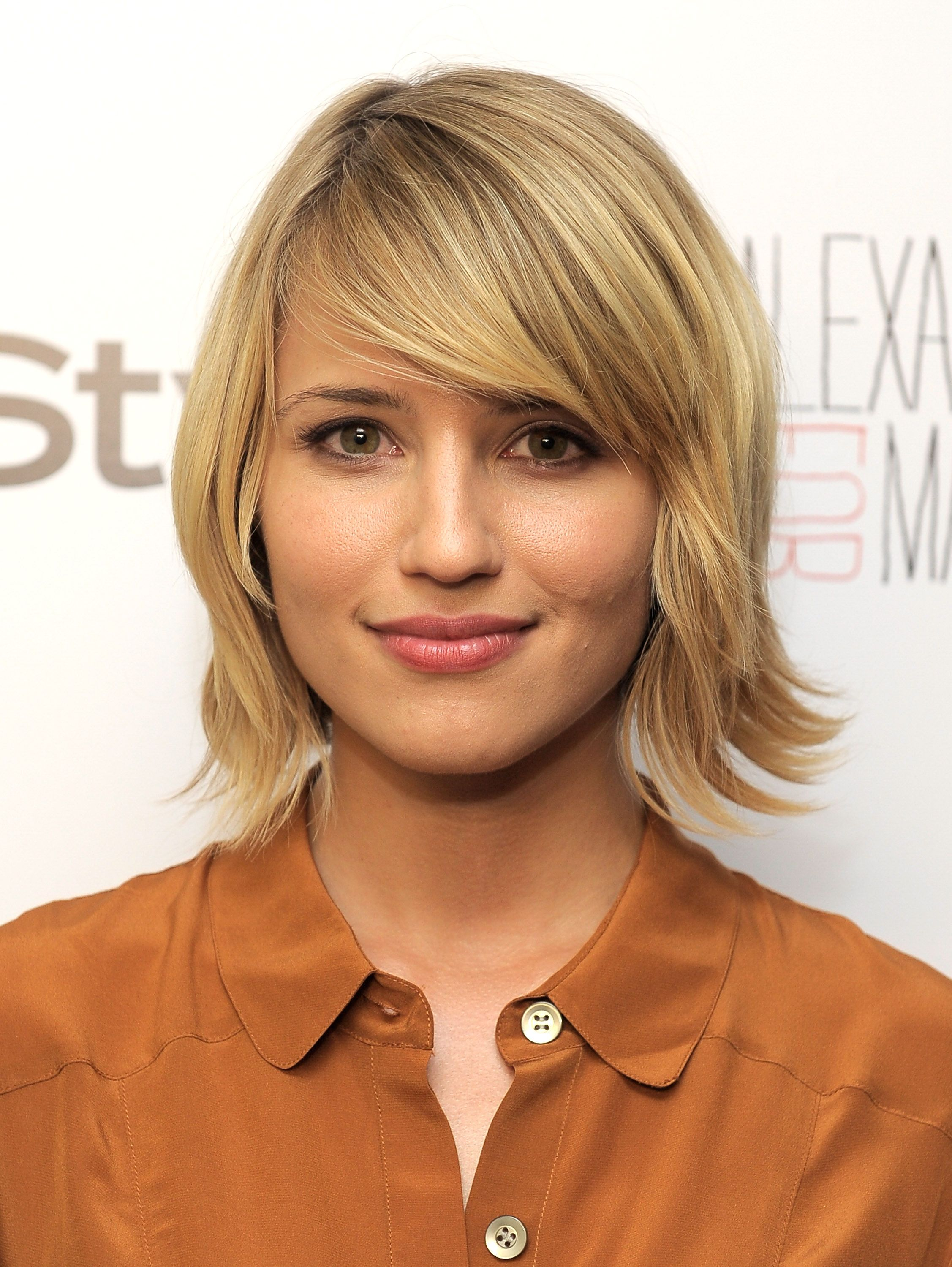 The best short hairstyles and haircuts to try now dianna agron