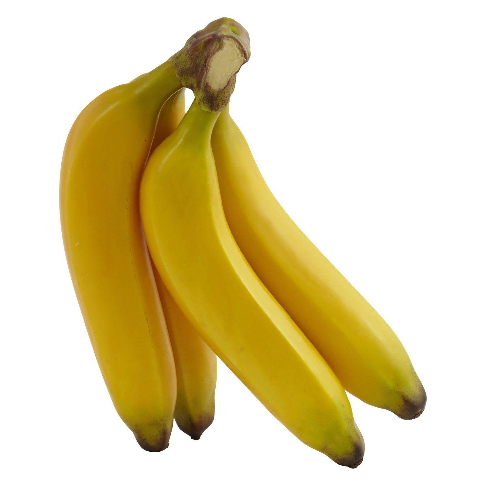 Nearly Natural Banana Bunch - Set of 4 - 2191-S4