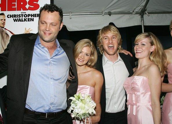 Wedding Crashers Cast