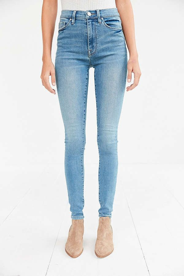 410fead6516c Slide View  2  BDG Twig High-Rise Skinny Jean - Light Blue or any skinny  jeans i just want new jeans preferrably in a size 23