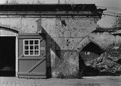 Ausstellungen Janos Frecot, Bahnbogen 51/50, Berlin 1964
