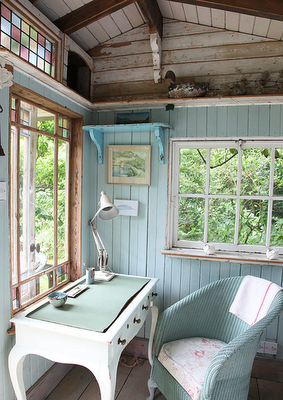 Cottage in the Isle of Wight via light locations