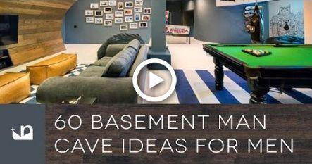 60 Basement Man Cave Ideas For Men #mancavebasement 60 Basement Man Cave Ideas For Men #diy #garagemancaves
