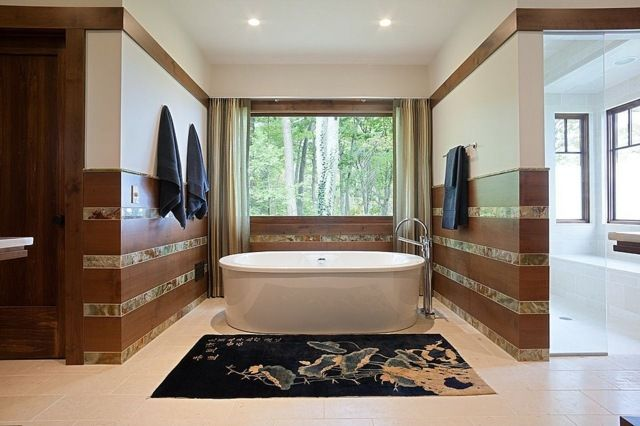 Le design salle de bain 100 salles de bain modernes