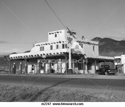 1950s New Mexico