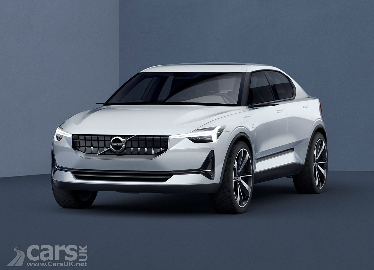 Volvo Xc40 V40 S40 Revealed As 40 1 40 2 Concepts Official Cars Uk All Electric Cars Upcoming Cars Volvo V40