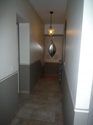 déco peinture couloir entree | couloir | Pinterest | Deco peinture ...