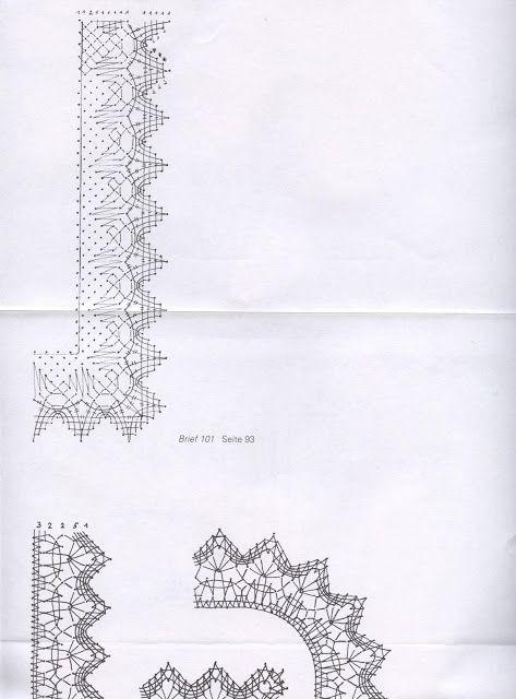 Neue kloppelindeen fur torchonspitzen - lini diaz - Picasa Webalbumok