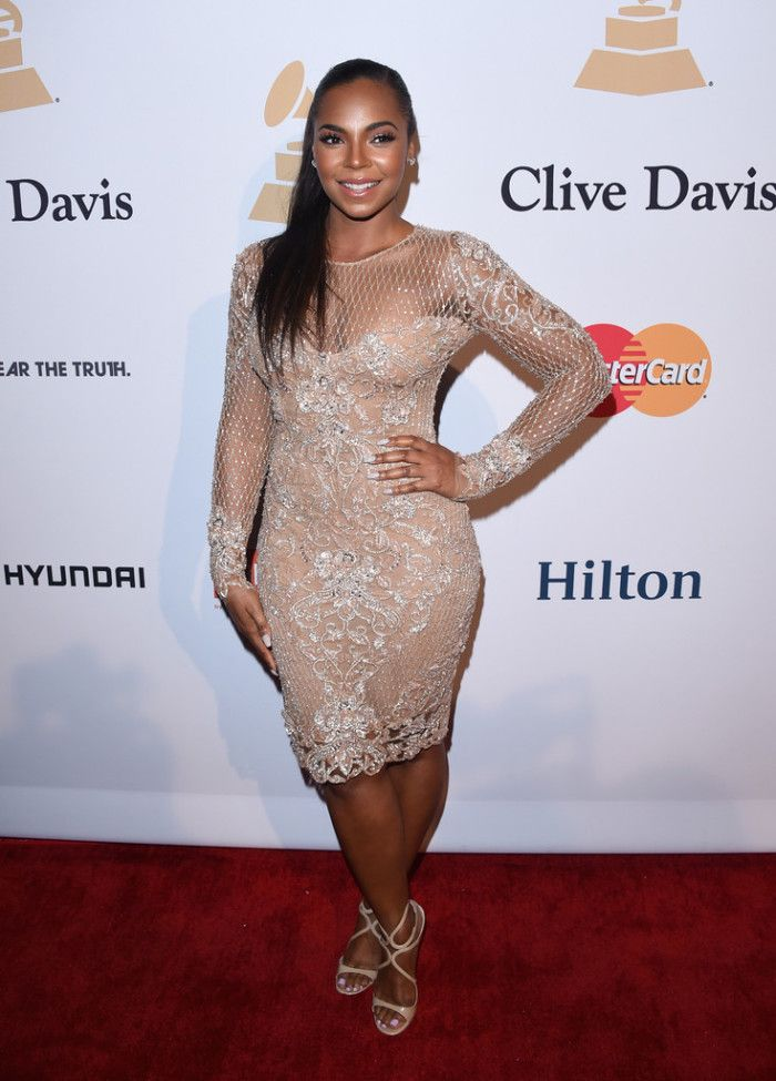 Ashanti Red Carpet Dresses