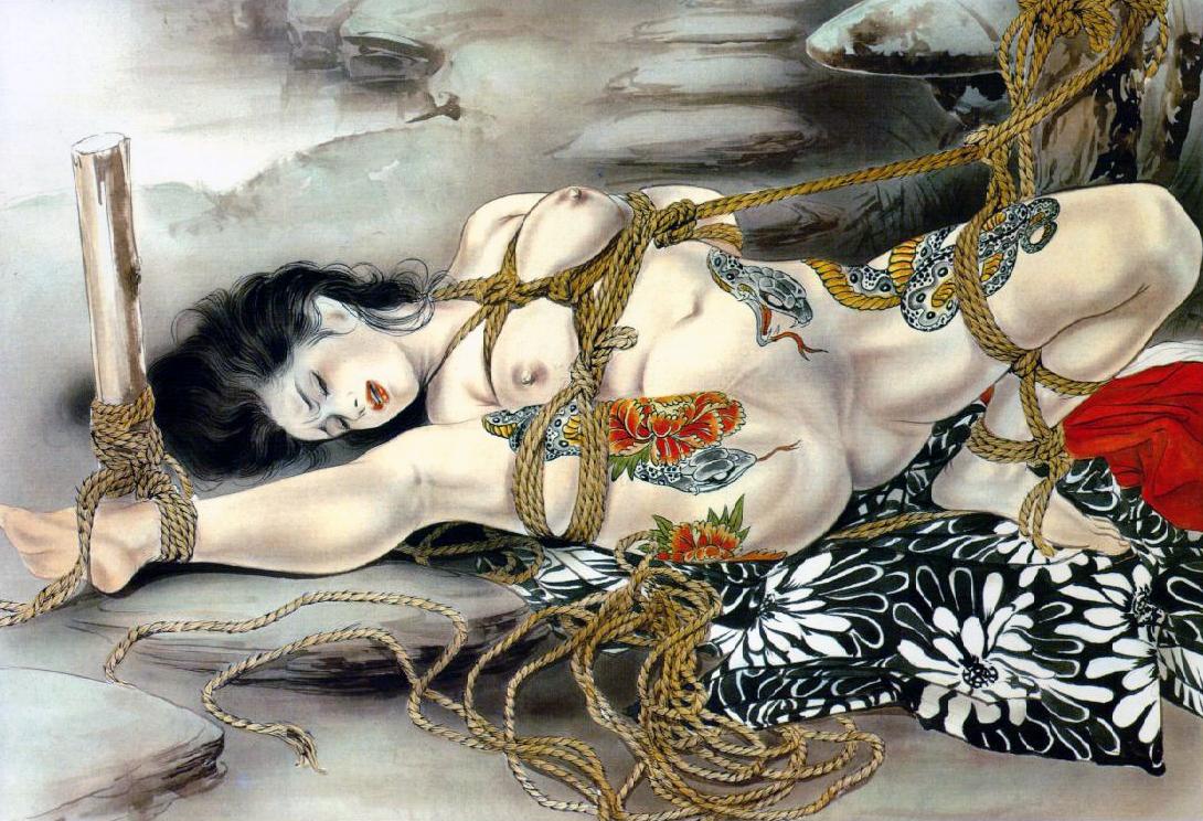 Эротические фантазии в японии — 10