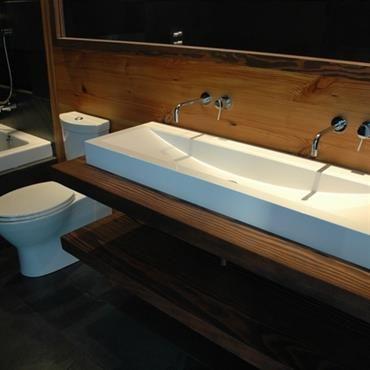 Salle de bain avec un grand lavabo | Salle de bain | Pinterest | Un