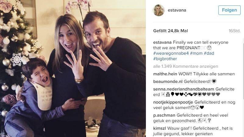 News: Estavana Polman ist schwanger: Überraschung: Rafael van der Vaart wird wieder Vater - http://ift.tt/2hMPvhf