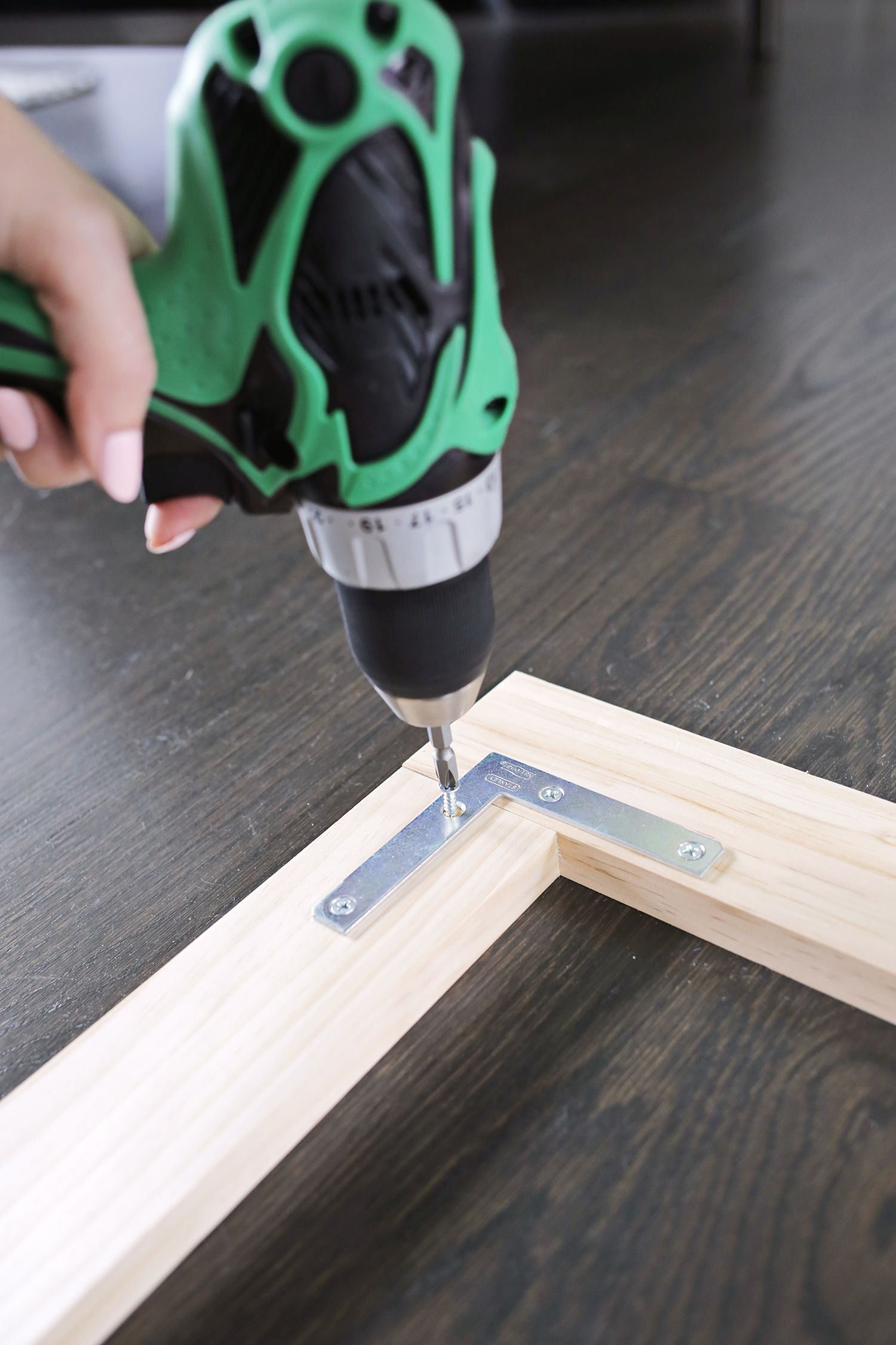 Make an Oversized Frame for a Fraction of the Price | Pinterest ...