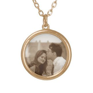 Custom photo pendant necklace customizable jewelry pinterest custom photo pendant necklace aloadofball Image collections