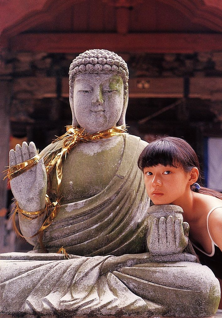 Asian Sirens · Topic: Chiaki Kuriyama