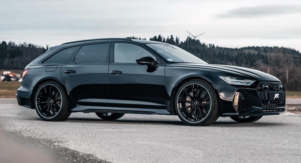 Abt 2020 Audi Rs6 Avant How To Make A Grocery Shopper Wagon Faster Than The Latest R8 V10 Audi Rs6 Audi Audi Cars