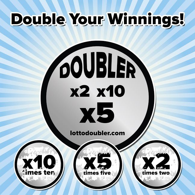 Double Your Winnings! Win up to 10 times! x2, x5, x10 It's