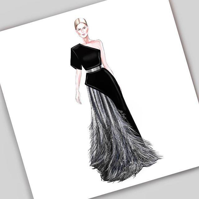 Fashion Design Sketchbook, Fashion