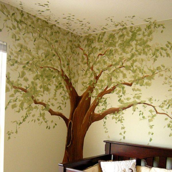 Love this mural idea :) … | Pinteres…