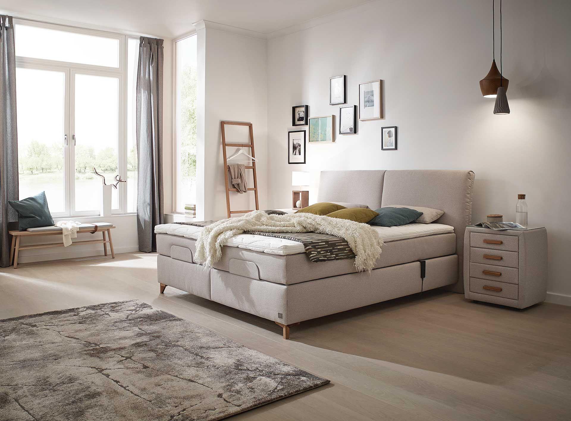 BettenTrends 2018 Naturmaterialien, Komfort & Lifestyle