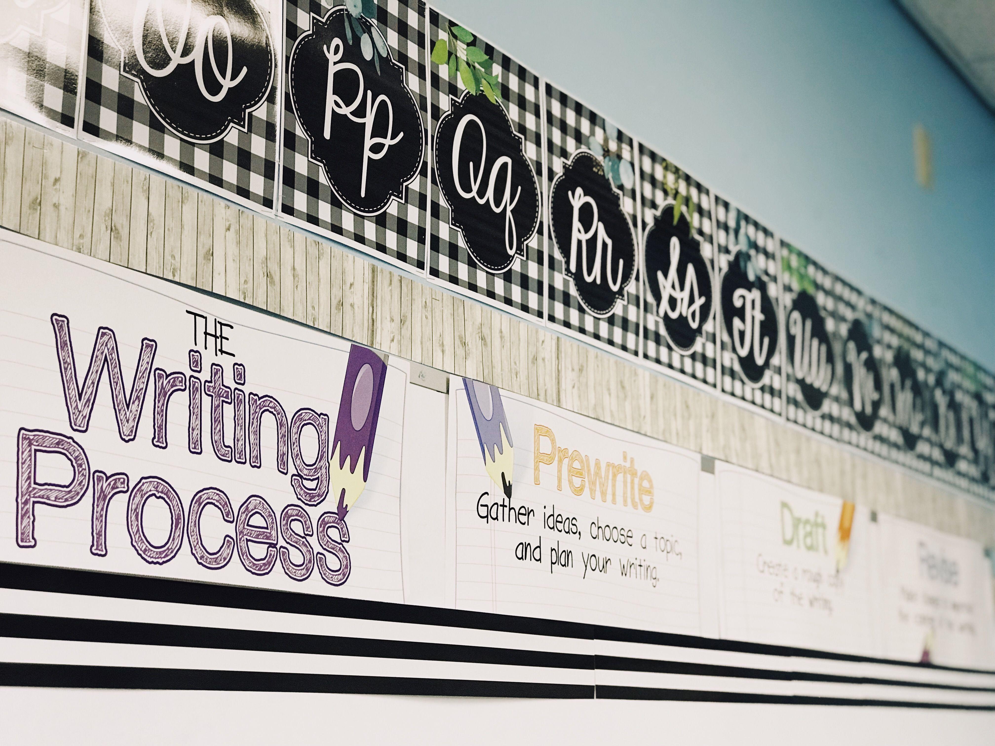 Writing Wall Cursive Alphabet Schoolgirlstyle Rustic