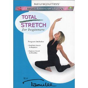 total stretch for beginners with tamilee  http//www