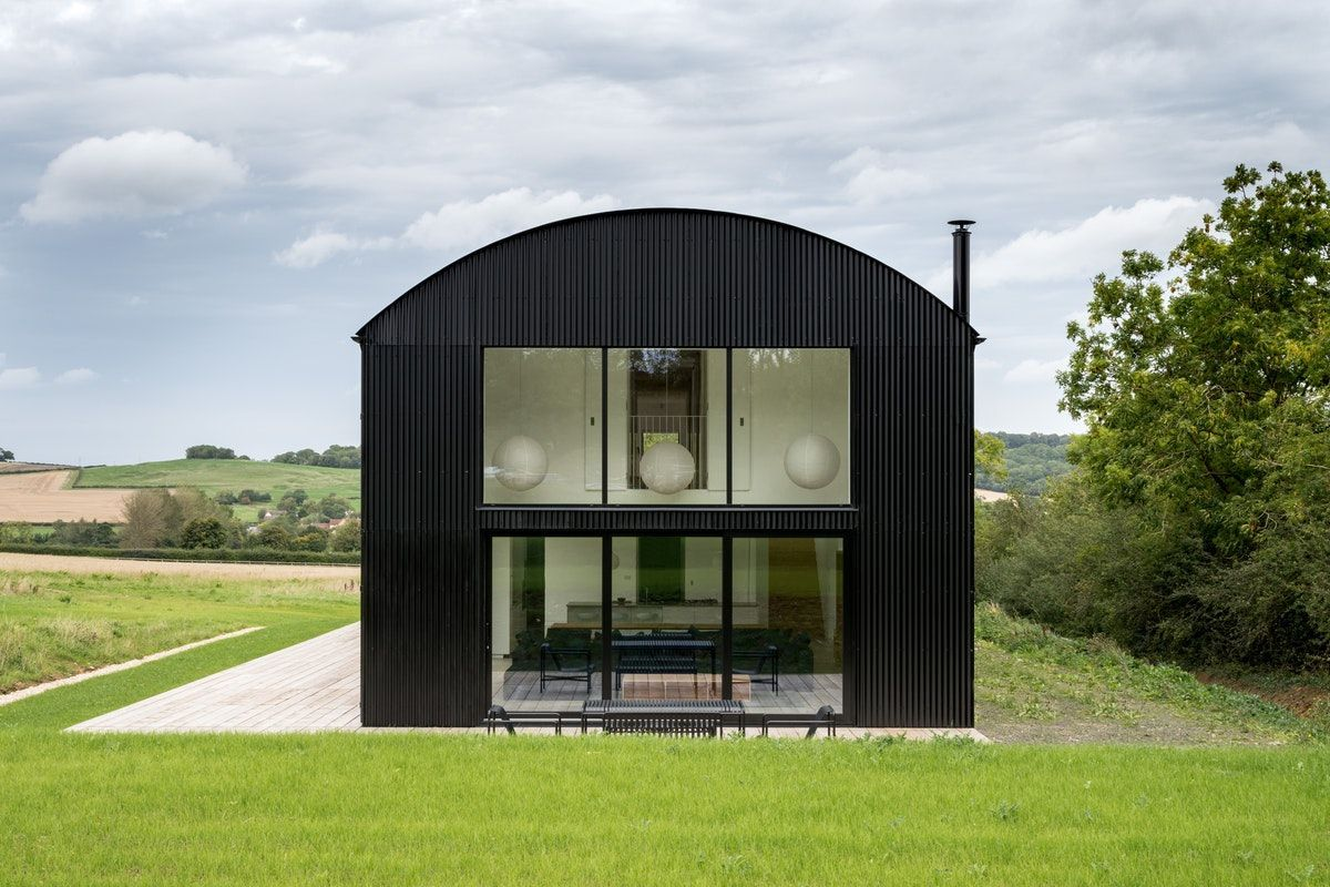 The Dutch Barn - Contemporary barn conversion in the Cotswolds