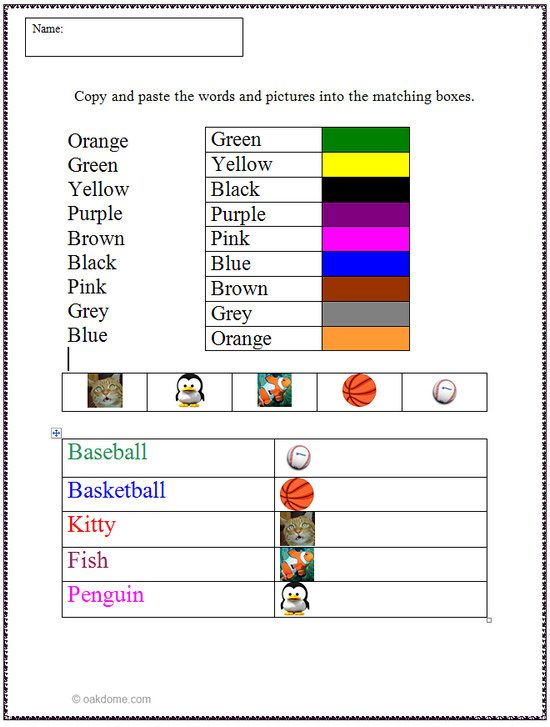 Copy and Paste Activity for Elementary Students Since Iu0027m a - copy purely block style letter format