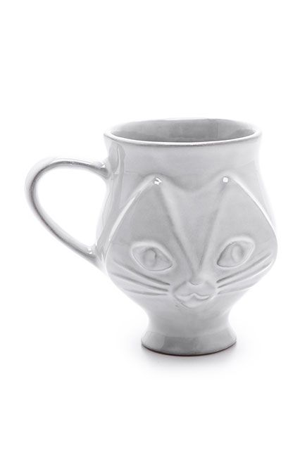 20 Rad Gifts — For Every Kind Of Mom #refinery29  http://www.refinery29.com/mothers-day-gifts#slide14  The Cat Lady If she's proud of her cat-lady status (and why shouldn't she be?) this is your chance to run with it. This cheeky Jonathan Alder mug won't even set your bank account back too much.