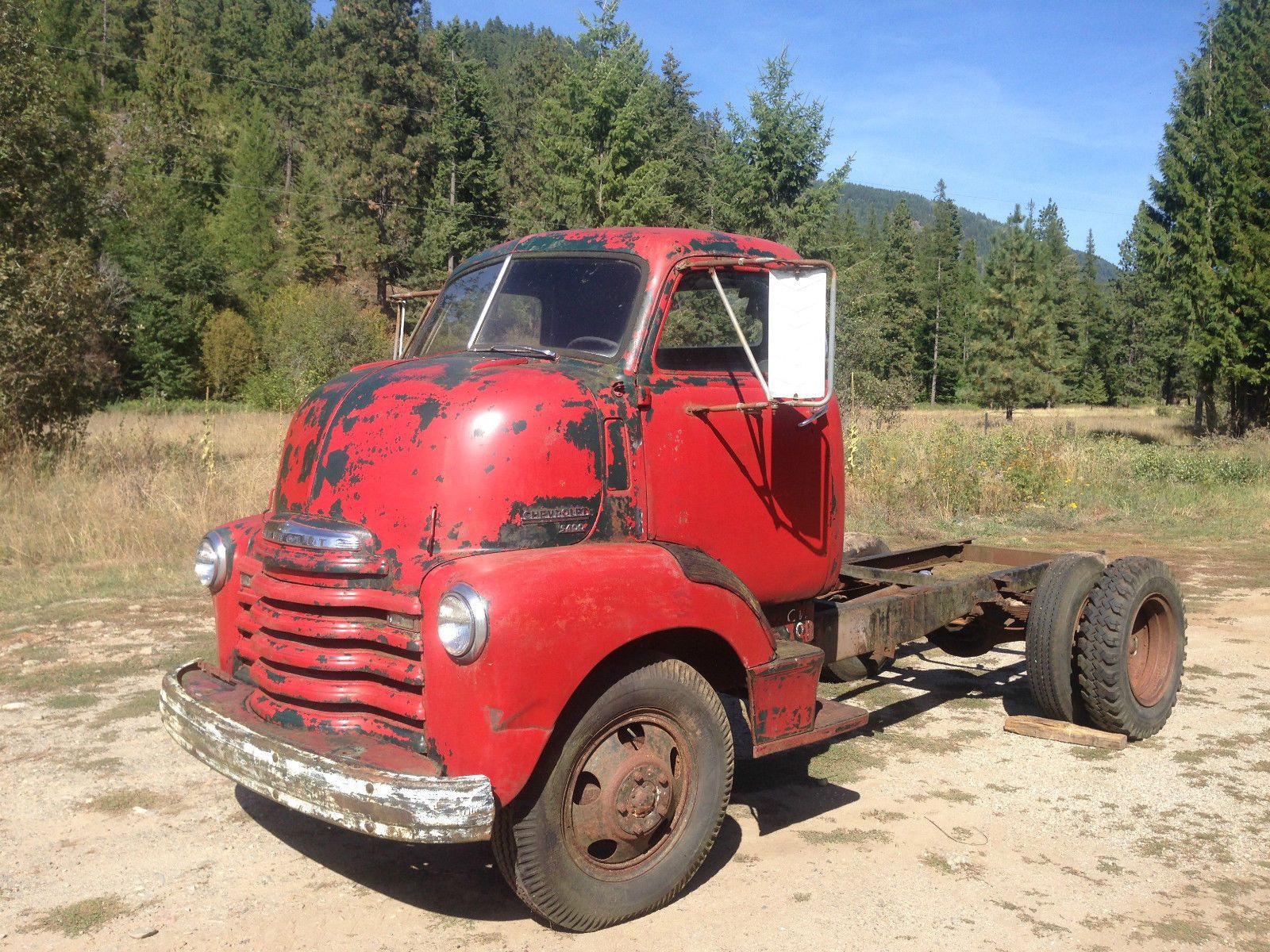 1949 Chevy Ceo 1949 Chevy Truck Big Trucks Cool Trucks