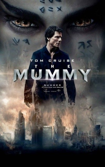 The Mummy Movie Poster Con Imagenes La Momia 2017 Ver