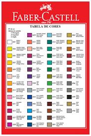 Resultado de imagem para faber castell 48 cores
