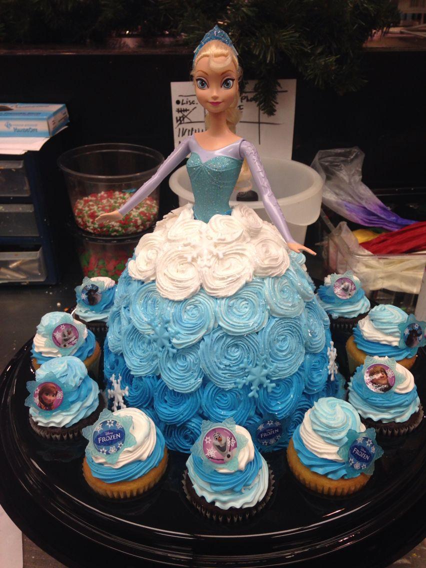 Elsa cake Elsa cakes, Cake, Birthday cake