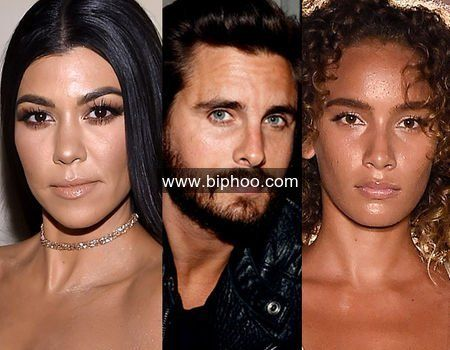 Scott Disick Photographed Kissing A Model In Miami Why Kourtney