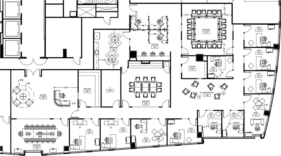 The Future, and Challenge, of Open-Office Floor Plans ...