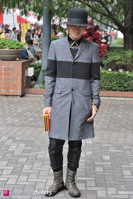 Thats an amazing overcoat