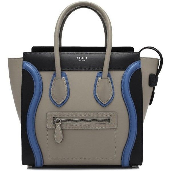 Cline Micro Luggage (€3.300) ❤ liked on Polyvore featuring bags, luggage and beige
