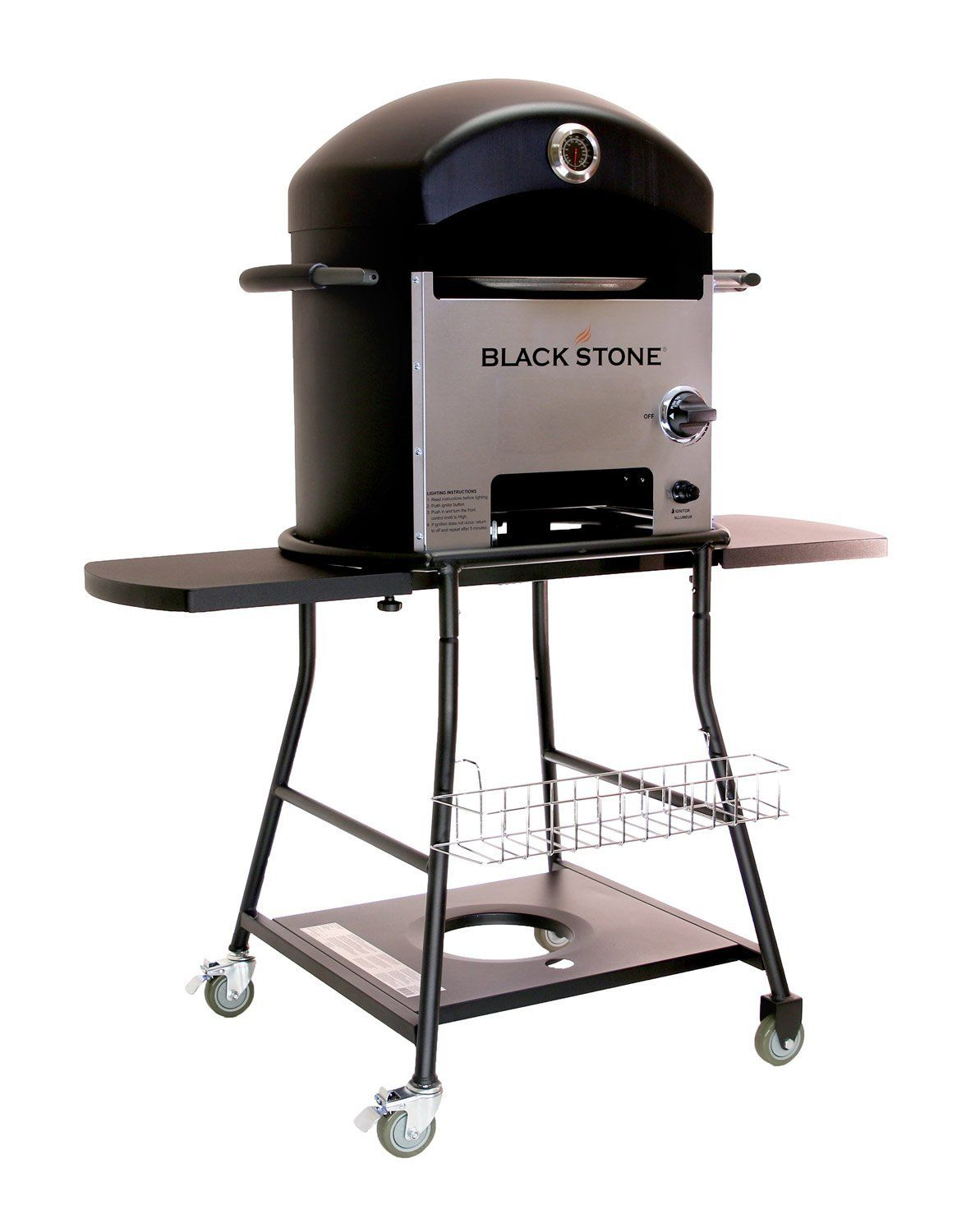 Blackstone Portable Outdoor Pizza Oven for Outdoor Cooking | Outdoor ...