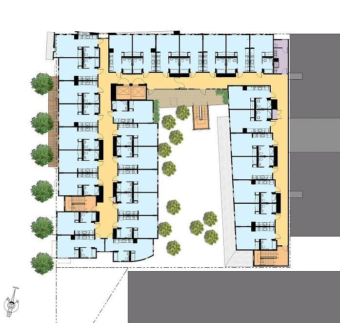 Cheap Apartments In California: Richardson Apartments (San Francisco, California, 120
