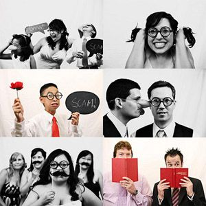 Photo Booth Props Are A Great Way To Make Your Pictures Unique Whether In Or Just Having Fun We Provide Many Ideas For