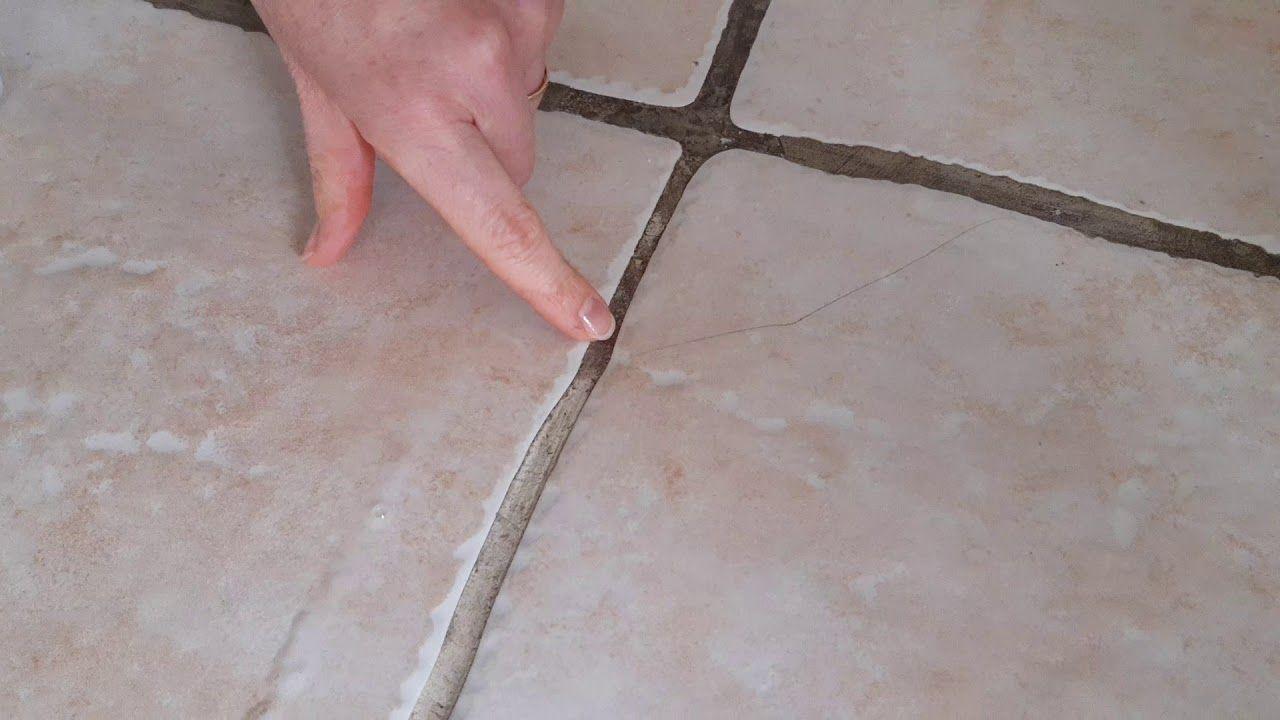 Nettoyer Les Joints De Carrelage Et Le Carrelage Avec Des Produits Naturels Youtube Joint De Carrelage Nettoyer Joints Carrelage Nettoyant Carrelage