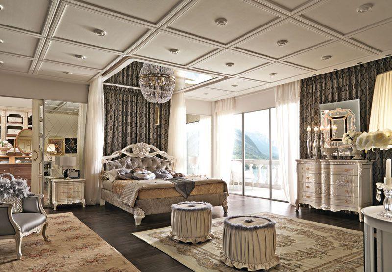 Letto di lusso su pinterest set di piumini biancheria da letto contemporanea e letto di piumoni - Camere da letto di lusso ...