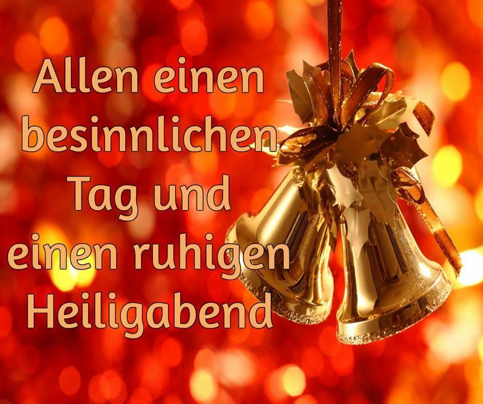 Heiligabend Frohe Weihnachten Wünschen