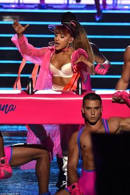 Ariana grande oral sex