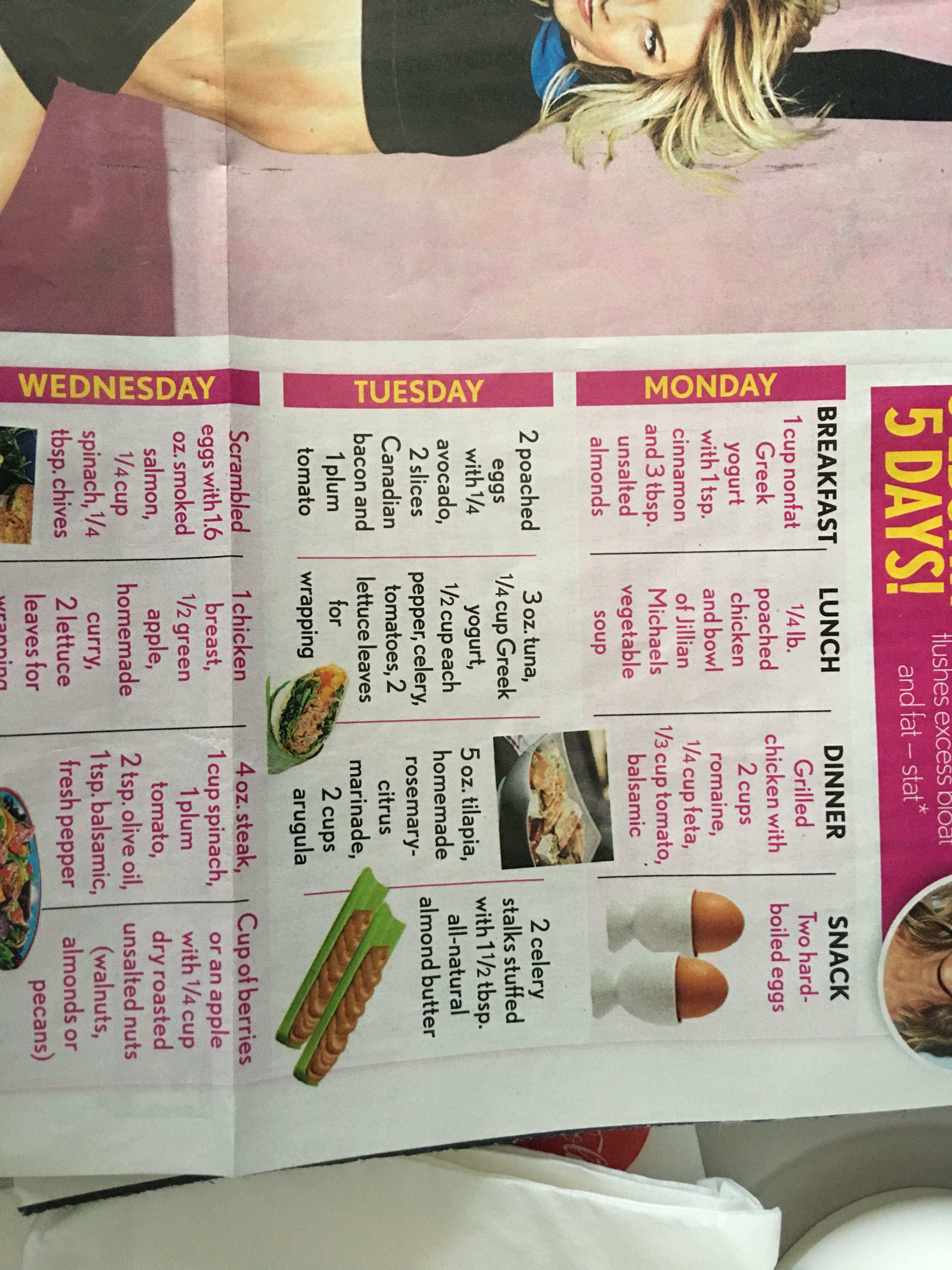 Julianne Hough Diet : julianne, hough, Julianne, Hough, Breakfast, Lunch, Plans,, Plan,