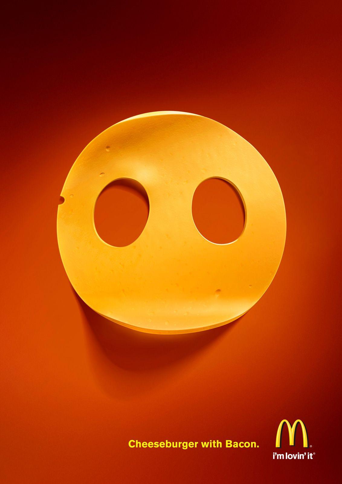 La Criatura Creativa: 20 anuncios creativos minimalistas - via http://bit.ly/epinner